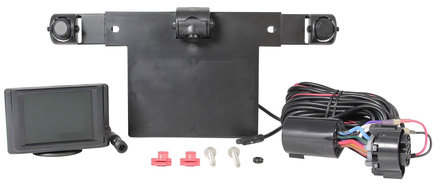 Hopkins Towing Solution Smart Hitch Camera And
