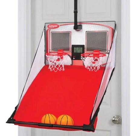 majik over the door double shot basketball - walmart