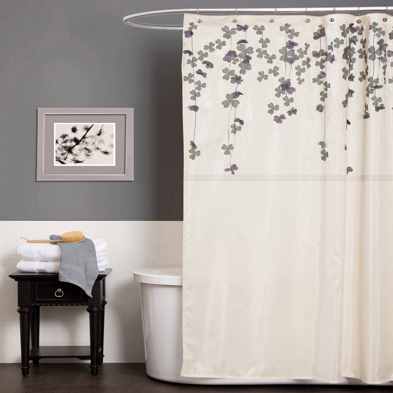 shower curtain ideas bathroom gray