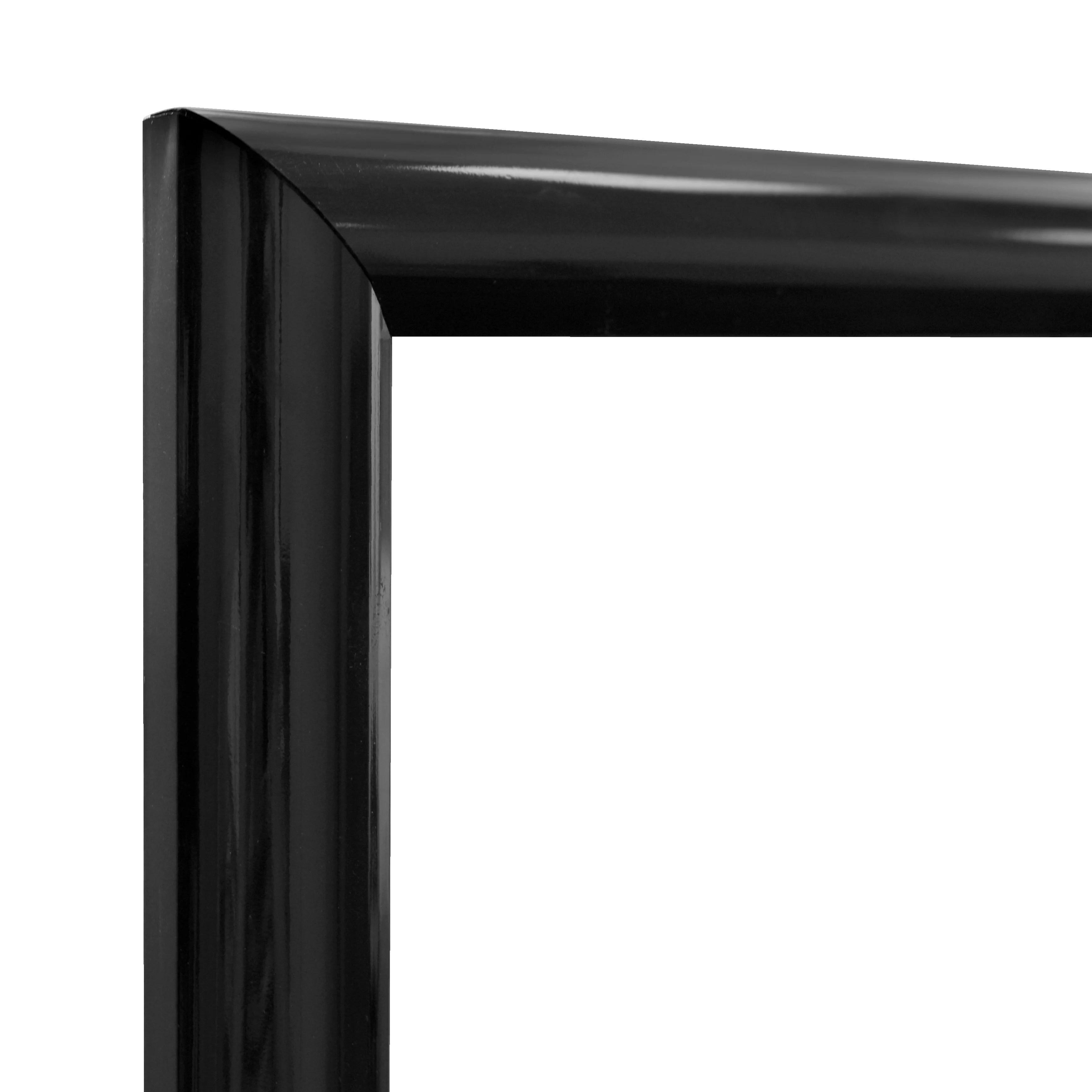 mainstays 20 x30 trendsetter poster picture frame black walmart com