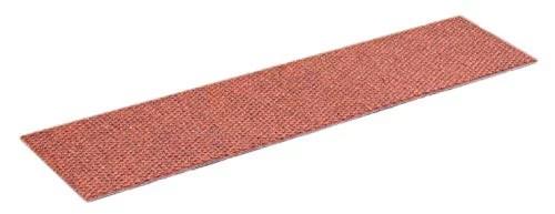 Dean Premium Indoor Outdoor Carpet Non Skid Stair Treads Terra | Outdoor Carpet Stair Treads | Stair Runner | Rug | Stair Nosing | Slip Resistant | Flooring