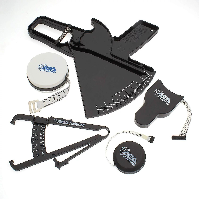 Complete Body Fat Measurement Kit