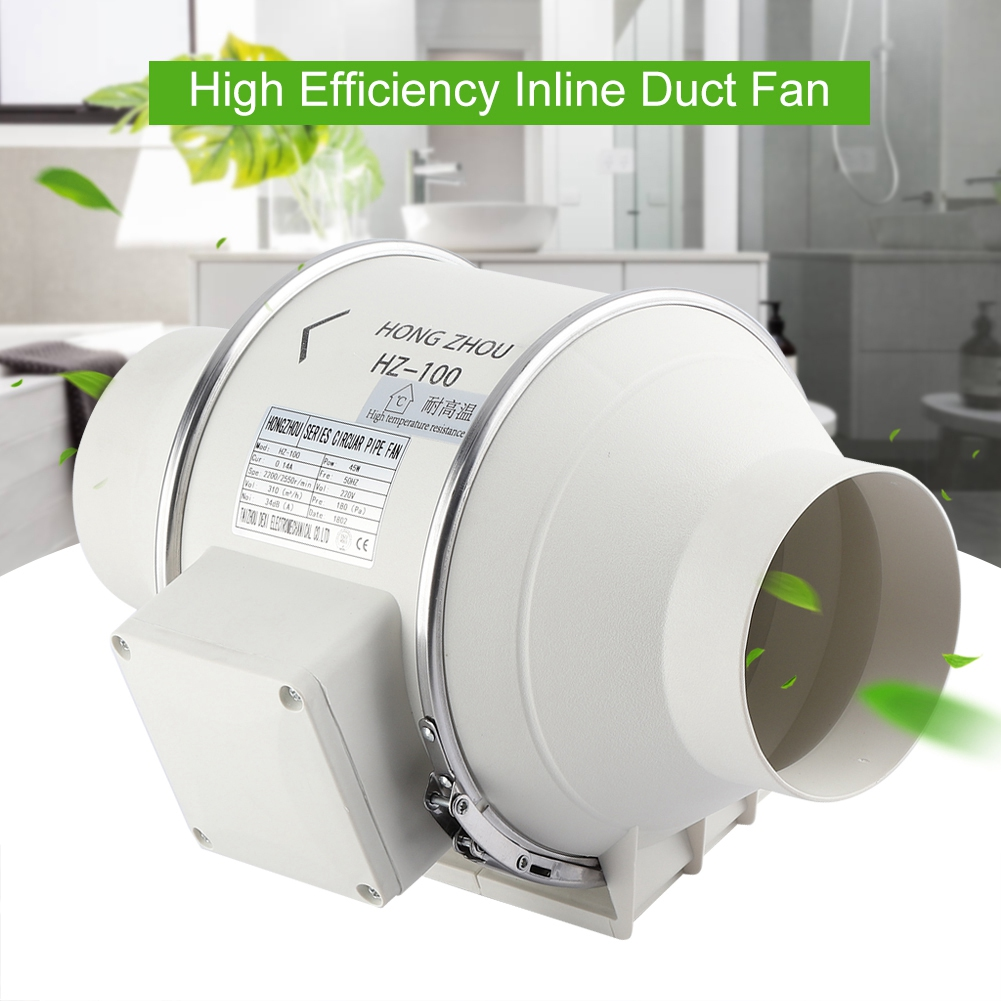 6 inch inline duct fan exhaust fan air exhaust systems with high humidity hvac fans blowers business industrial 32baar com