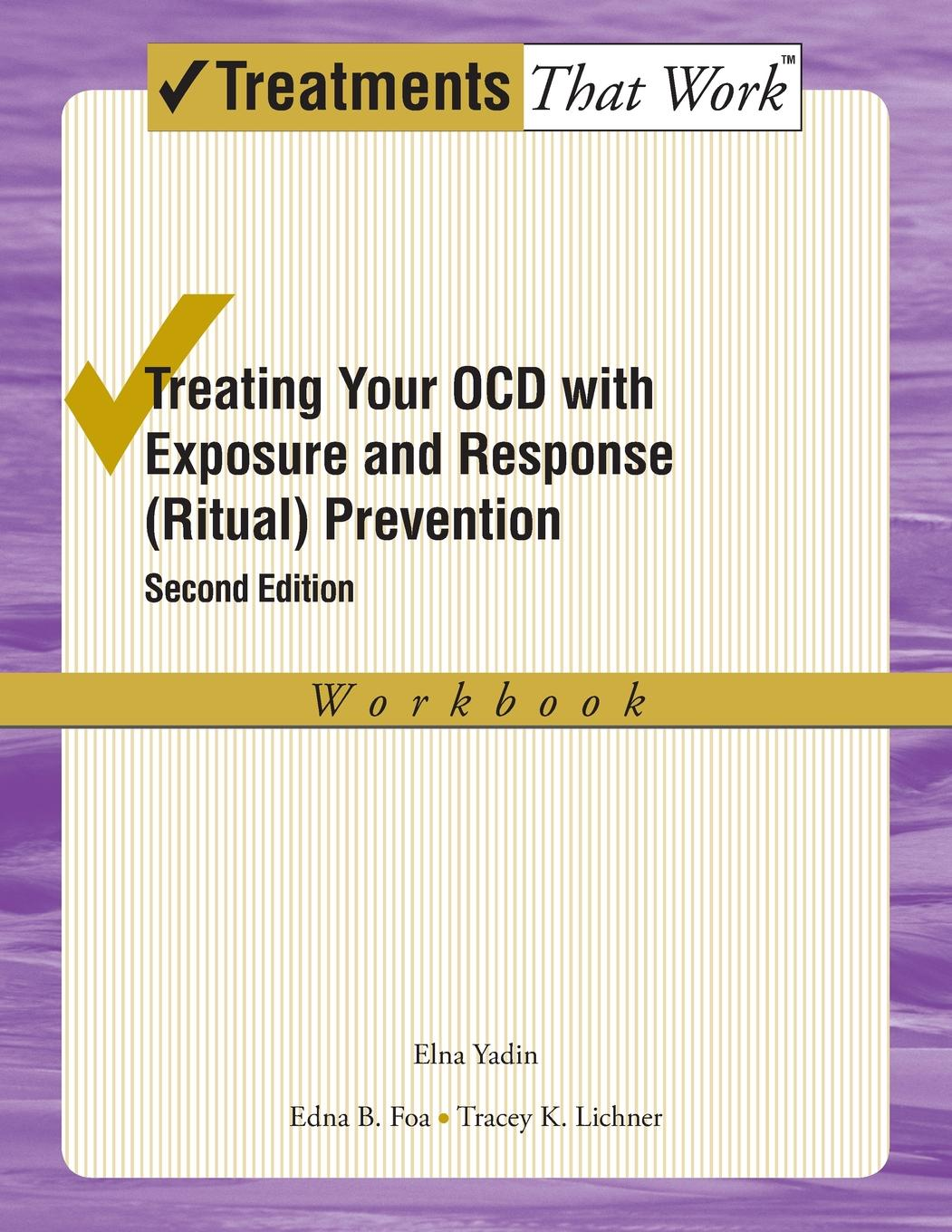 Treating Your Ocd With Exposure And Response Ritual