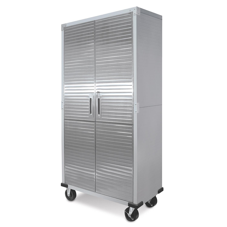 ultrahd steel heavy duty storage cabinet by seville classics