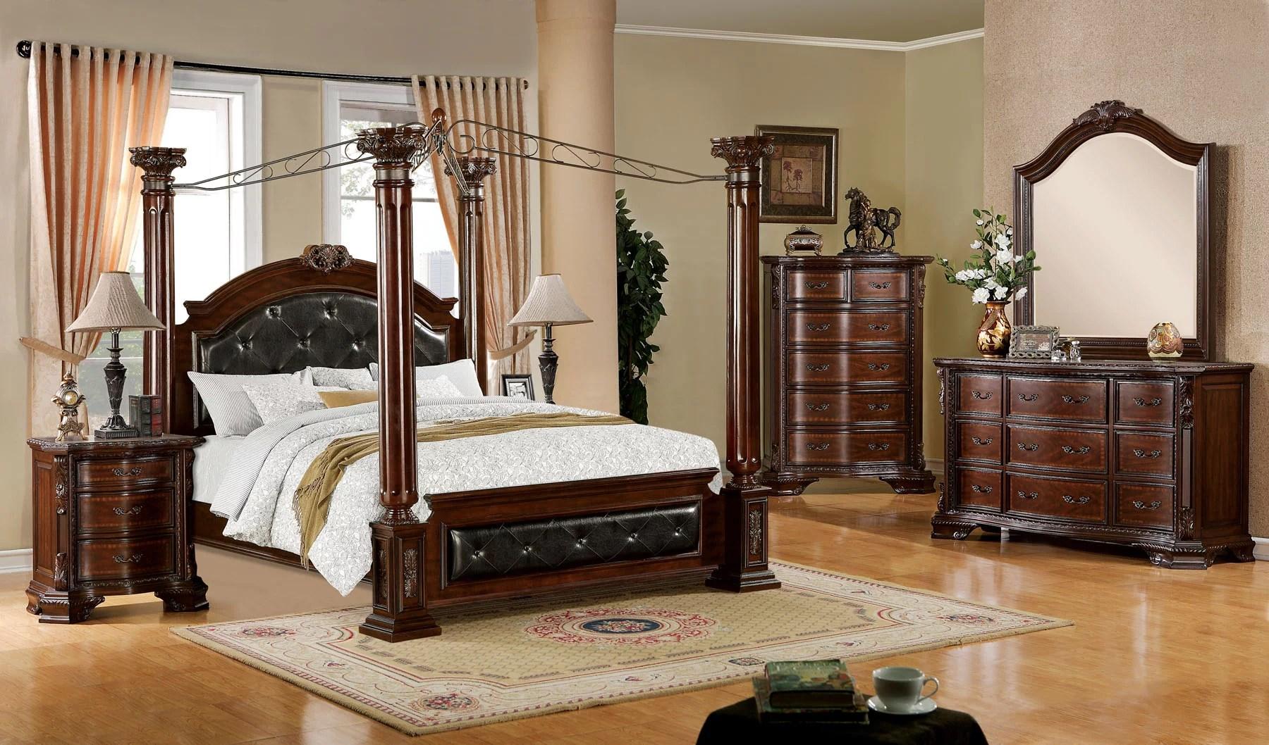 canopy bedroom sets walmart com