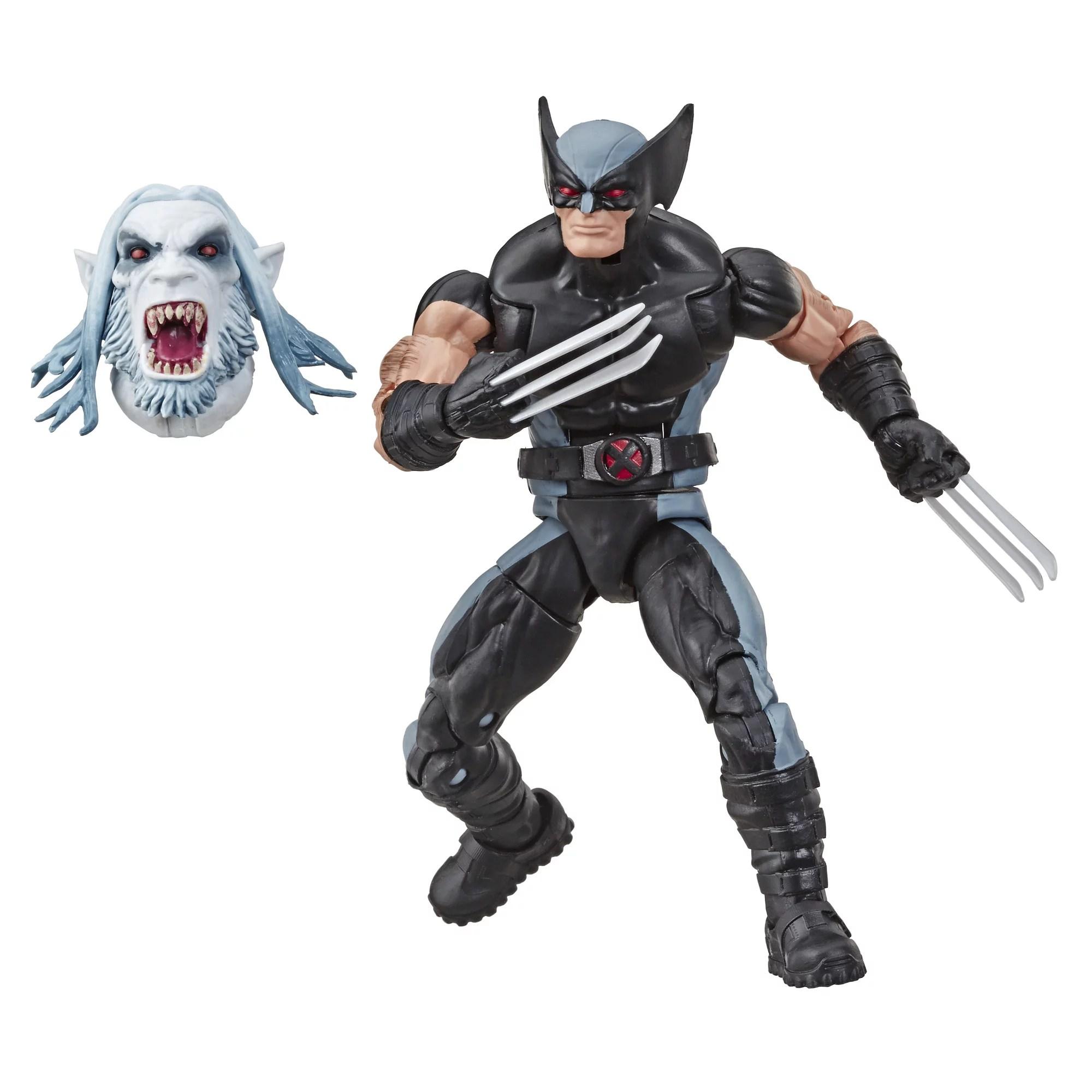 Hasbro Marvel Legends Series 6 Collectible Action Figure Wolverine Toy Walmart Com Walmart Com