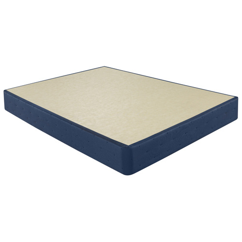 beautyrest world class 2 pieces split queen triton low profile foundation or