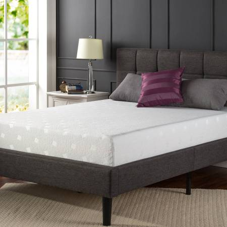Spa Sensations 10 Memory Foam Comfort Mattress