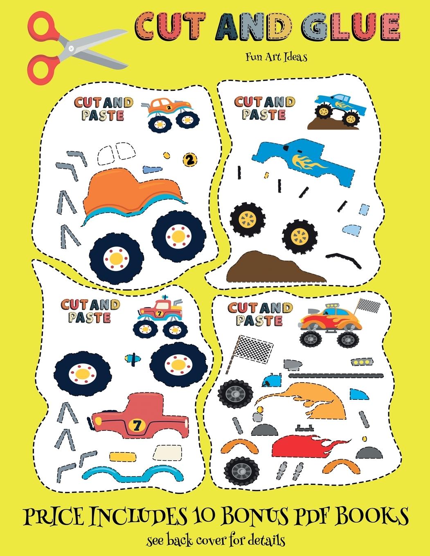 Fun Art Ideas Fun Art Ideas Cut And Glue