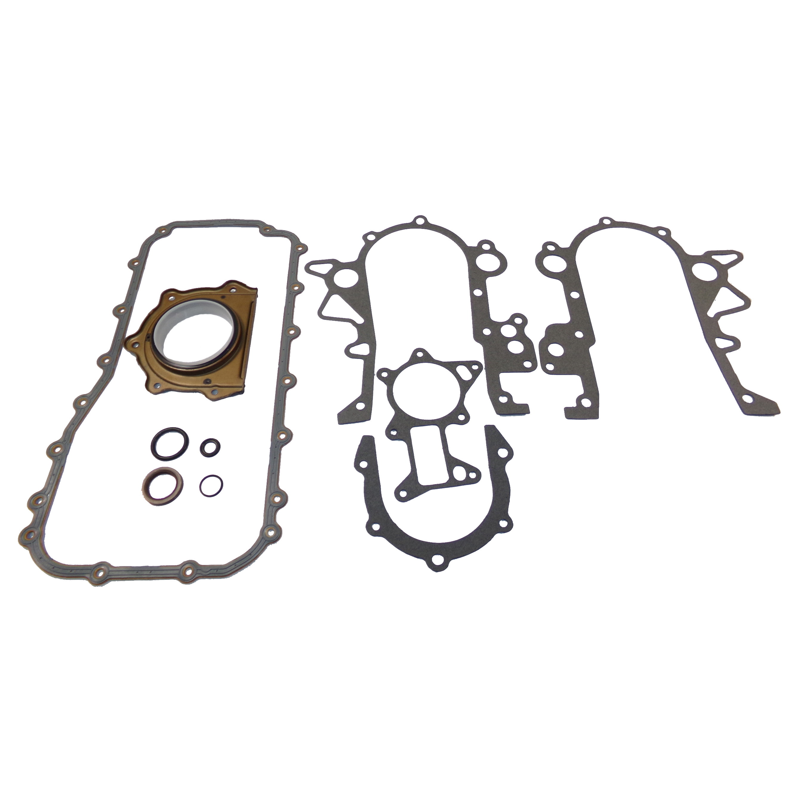 Dnj Lower Gasket Set Lgs For 07 11 Jeep V6 3 8l 231