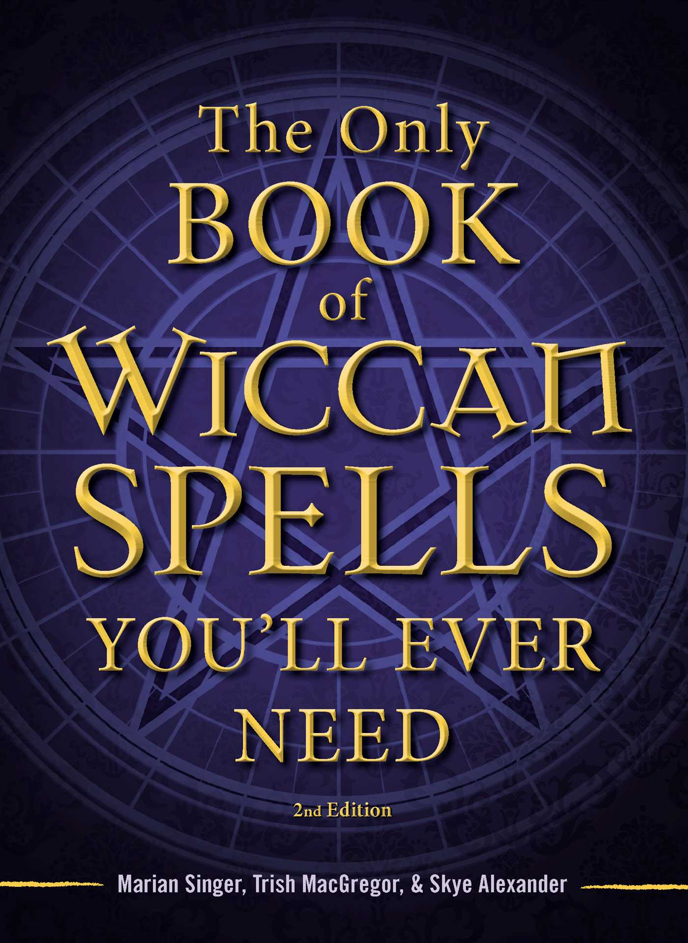 The Only Book of Wiccan Spells You ll Ever Need   Walmart com The Only Book of Wiccan Spells You ll Ever Need