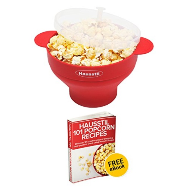 microwave air popcorn popper silicone popcorn maker bowl for home free of pvc bpa healthy instant kernels popping save on popcorn machine