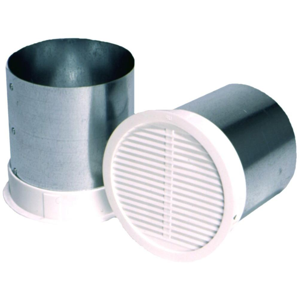 master flow 4 in eave vent for bath exhaust bfev4 new walmart com