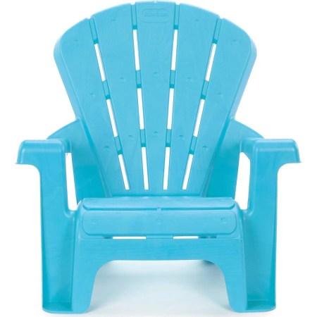 Little Tikes Garden Chair Light Blue