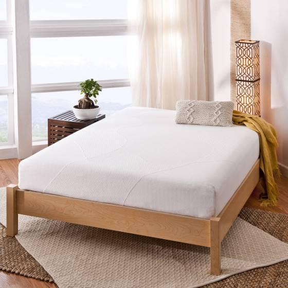 Spa Sensations 10 Memory Foam Mattress