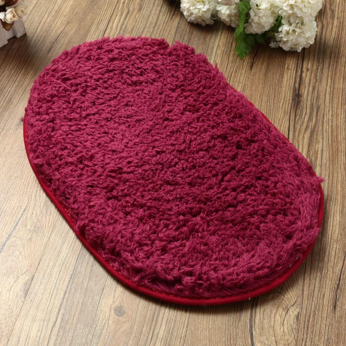 8 colors memory foam rug bath mat non slip mat shower on farmhouse colors for bath mats walmart id=23616