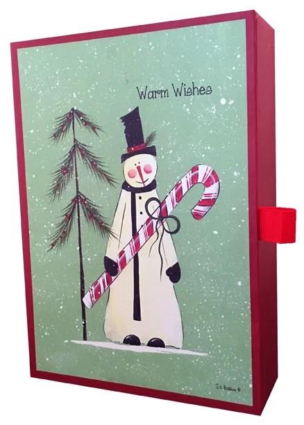 LPG Greetings Christmas Wishes Jill Ankrom 20 Assorted