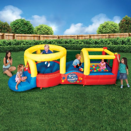 Banzai Bouncer 'N Slide Activity Center