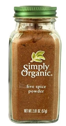 Simply Organic Five Spice Powder