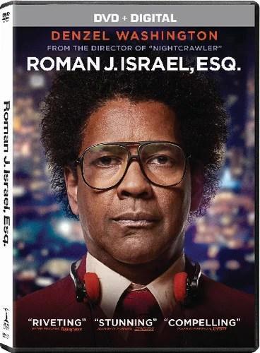Roman J. Israel, Esq. (DVD + Digital)