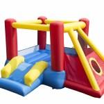Play Day Inflatable Teepee Fort Bounce House Walmart Com Walmart Com
