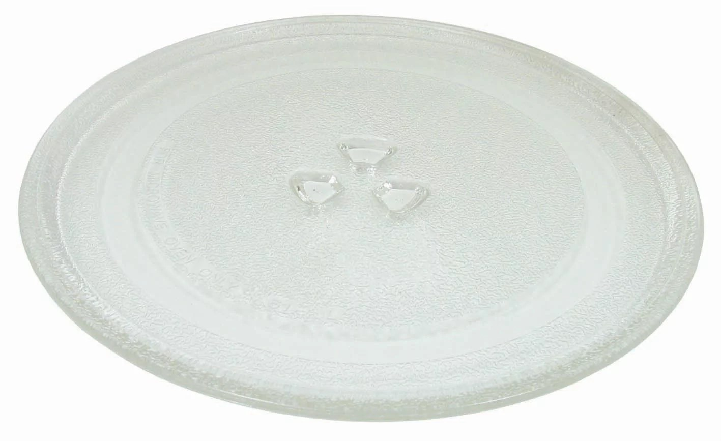 4yourhome microwave glass turntable plate 9 5 or 245mm designed to fit several models