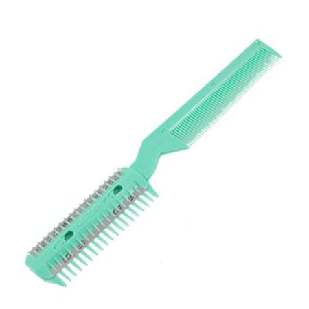home green plastic b w hair cutting trimmer razor walmart