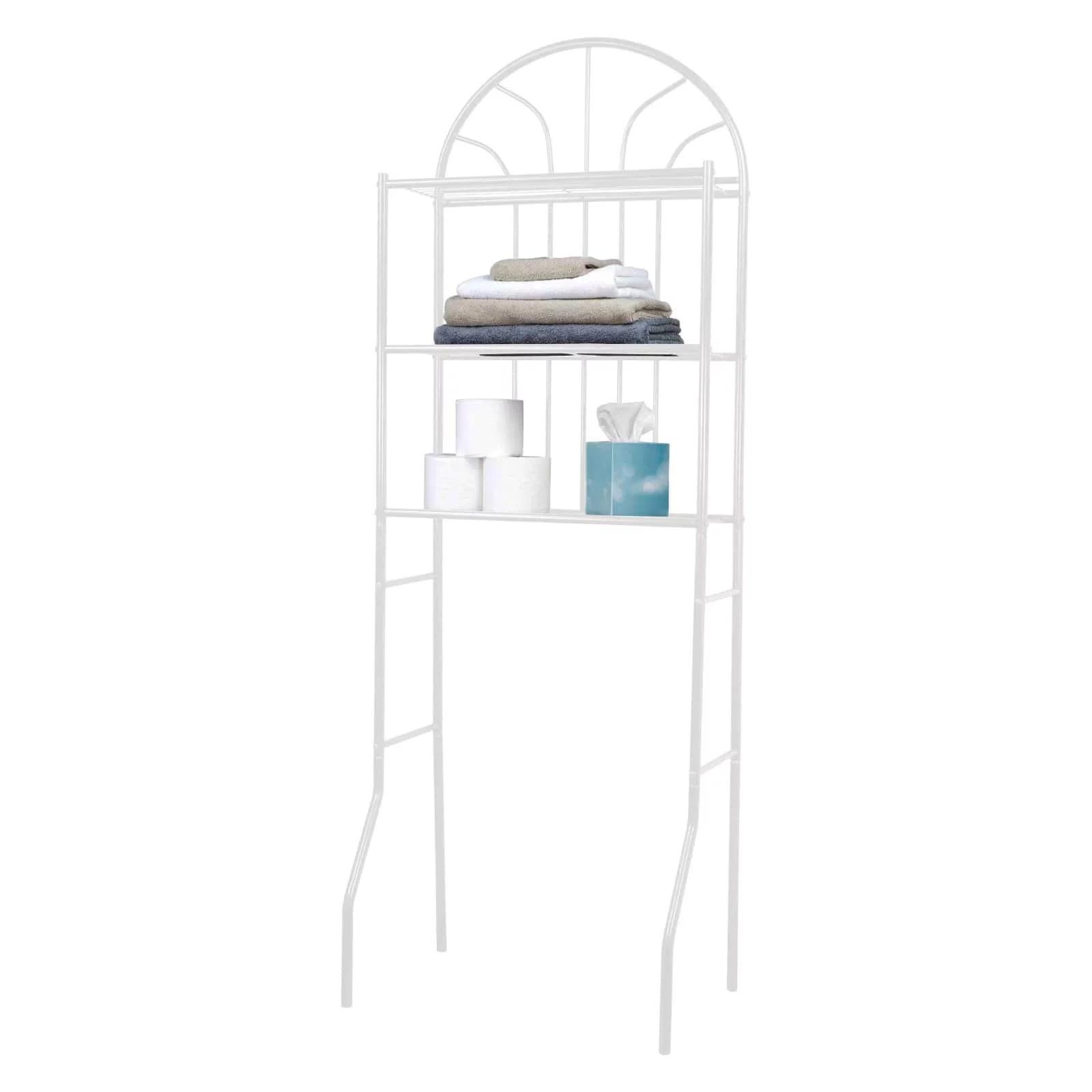 space saver bath shelves walmart com
