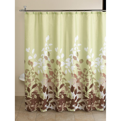 fabric shower stall curtains walmart com
