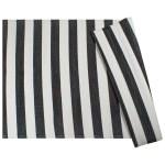 Dii Black White Stripe Outdoor Rug Walmart Com Walmart Com