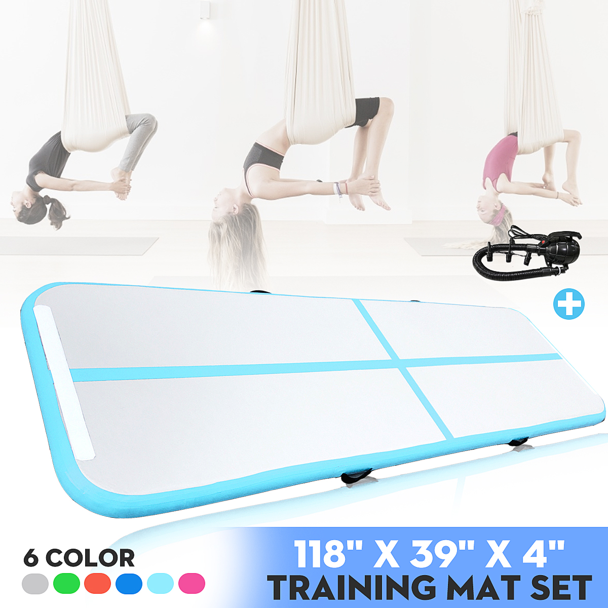 Walmart Gymnastics Mats