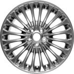 18 Inch Aluminum Wheel Rim For 2013 2016 Ford Fusion 5 Lug Tire Fits R18 Walmart Com Walmart Com