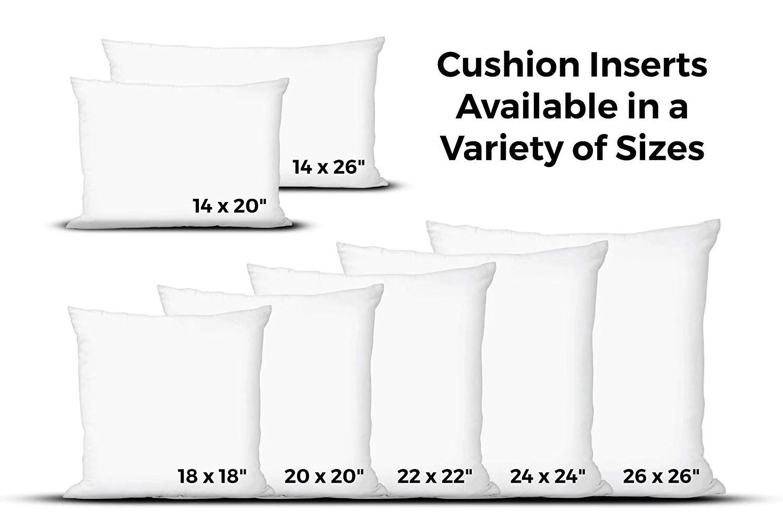 602020 cushion insert 20 x 20