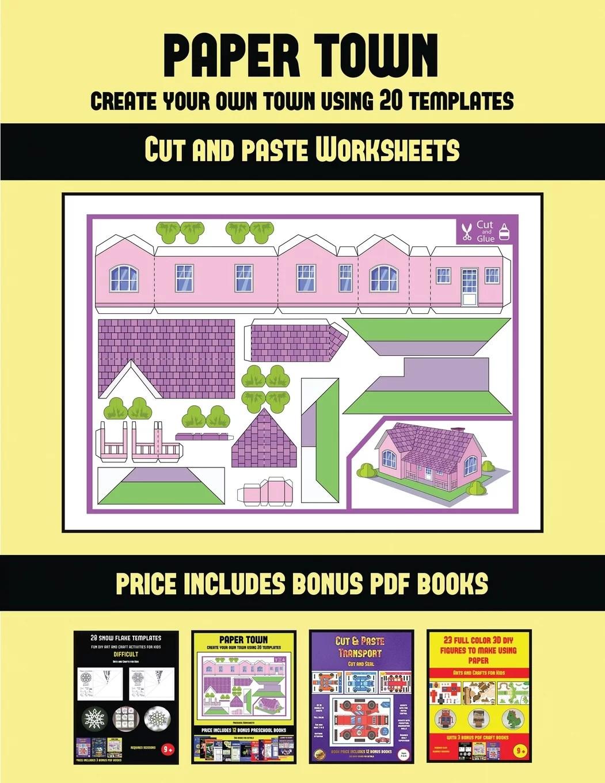 Cut And Paste Worksheets Cut And Paste Worksheets Paper