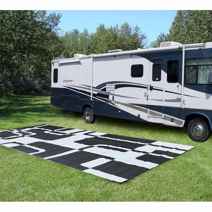 tapis de camping de patio et de