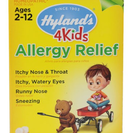 Hyland's Allergy Relief 4 Kids - Walmart.com