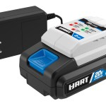 Hart 20 Volt Lithium Ion 1 5ah Battery And 2amp Fast Charger Accessory Walmart Com Walmart Com