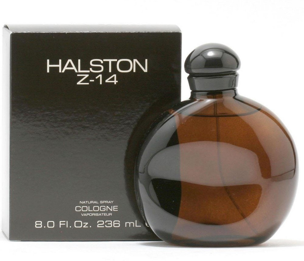 6 Pack – Z-14 By Halston Men's Cologne Spray 8 oz