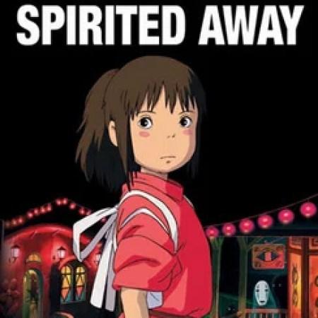 Best Anime Movies- Spirited Away