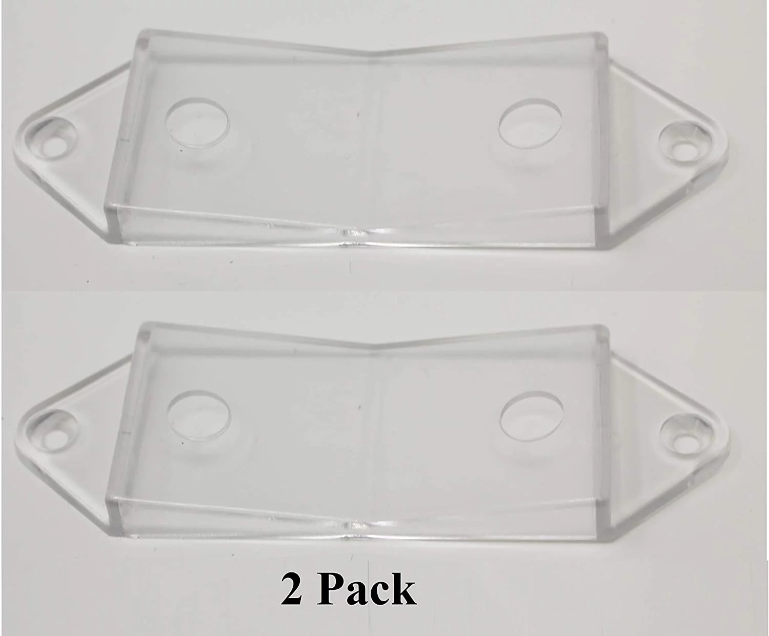 Clear Rocker Switch Plate Cover Guard Keeps Light Switch