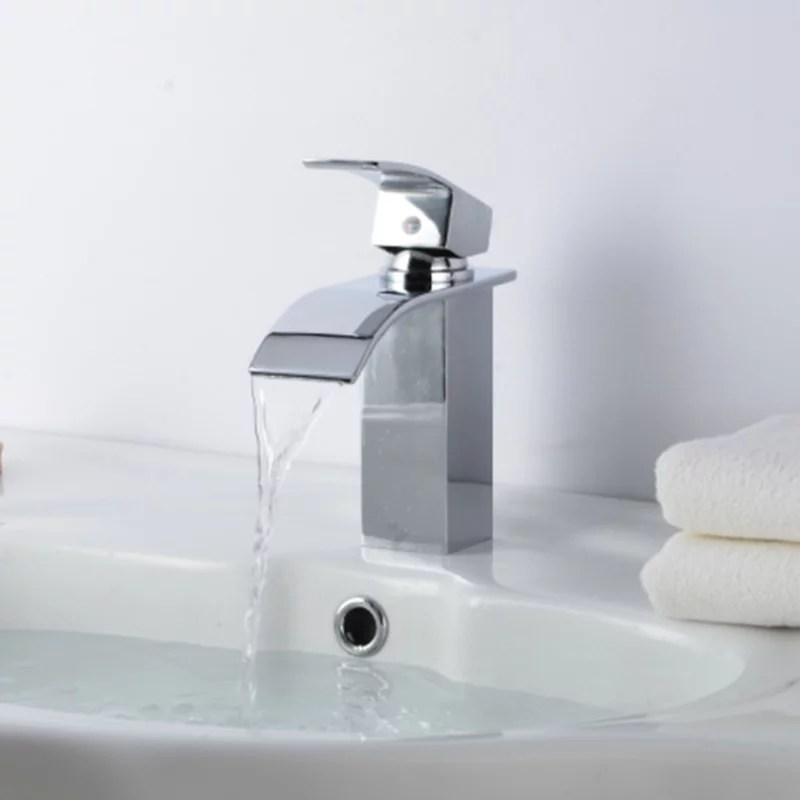 jeobest single handle bathroom sink faucet bathroom faucet single handle modern brass lavatory faucet single lever bathroom sink faucet one hole