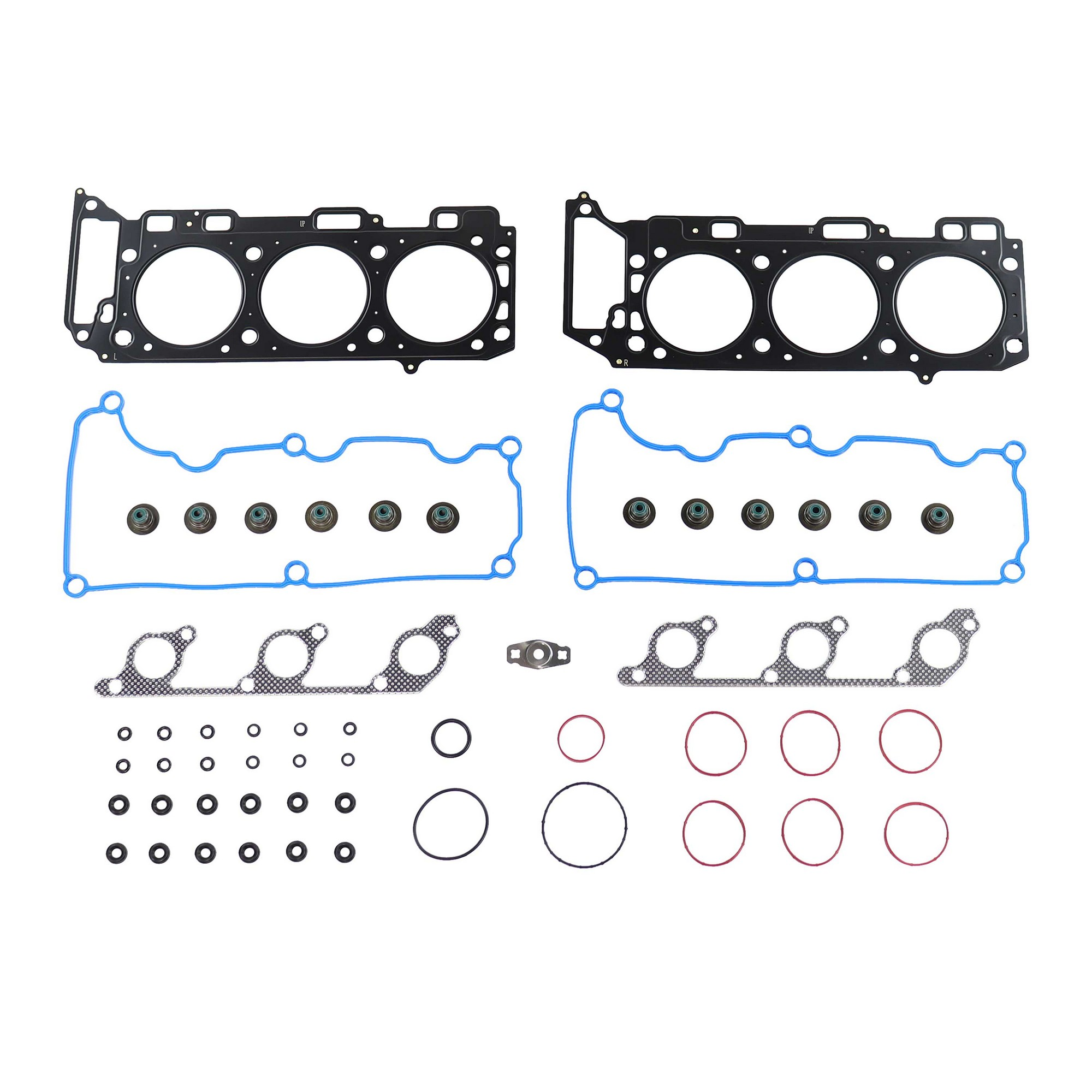 Dnj Hgs Head Gasket Set For 05 10 Ford Mustang 4 0l V6