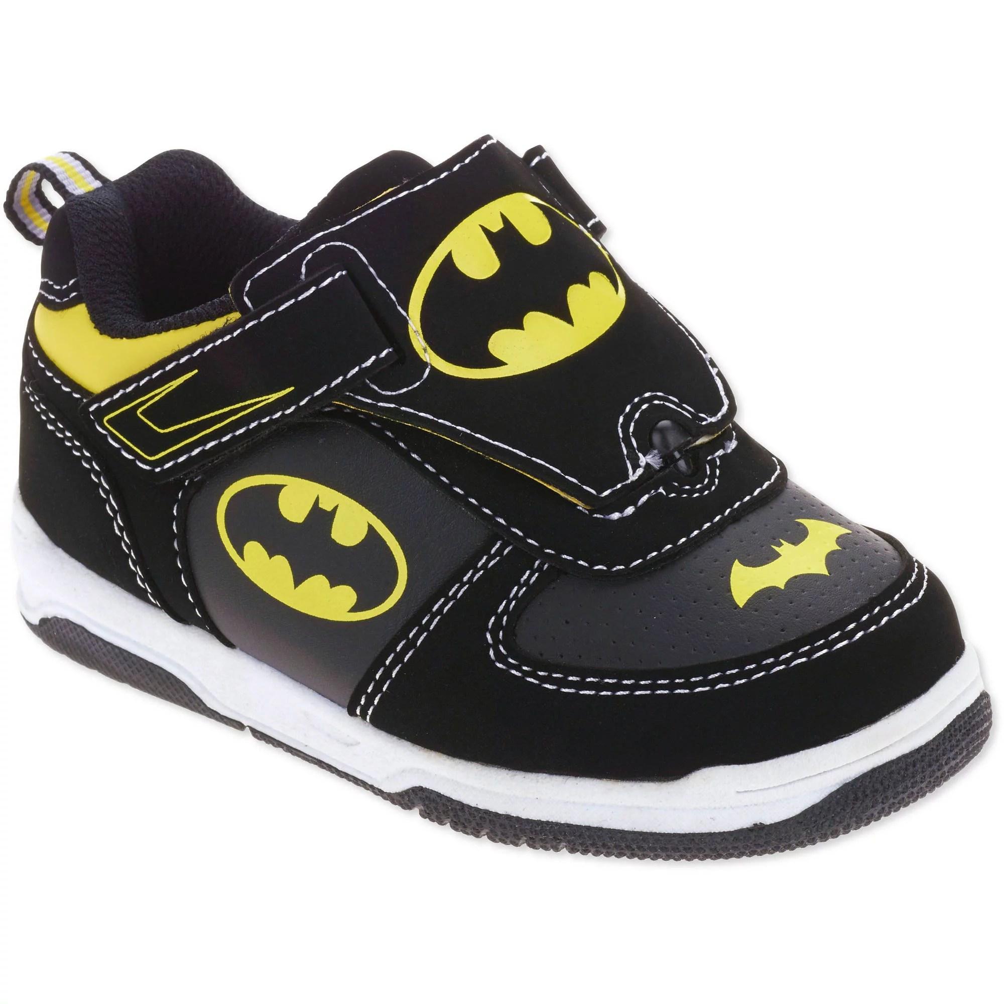 Toddler Batman Shoes Boys