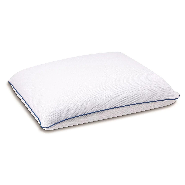 serta 2 in 1 reversible pillow