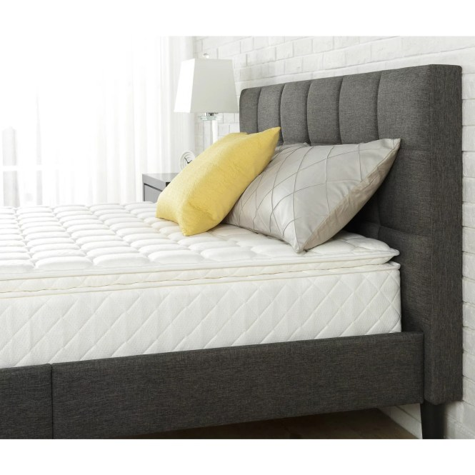 Slumber 1 10 Dream Pillow Top Spring Mattress Multiple Sizes