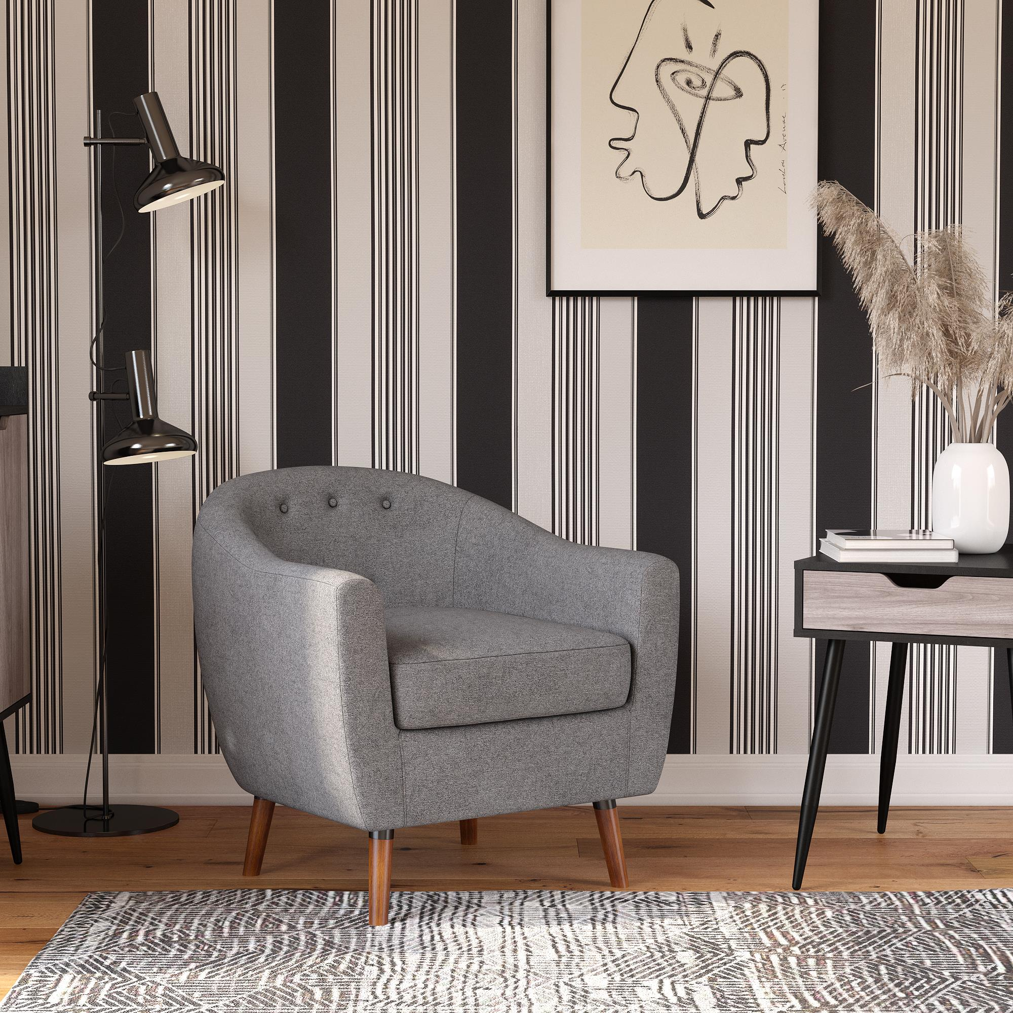 queer eye brie accent chair multiple colors available
