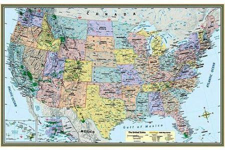 Map Poster Laminated Free Interior Design Mir Detok - Giant world map poster laminated