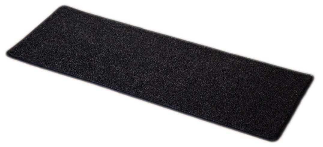 Dean Carpet Stair Treads 23 X 8 Black Set Of 13 Walmart | Dean Carpet Stair Treads | Pet Friendly | Gripper Tape | Friendly Diy | Rug | Modern Diy