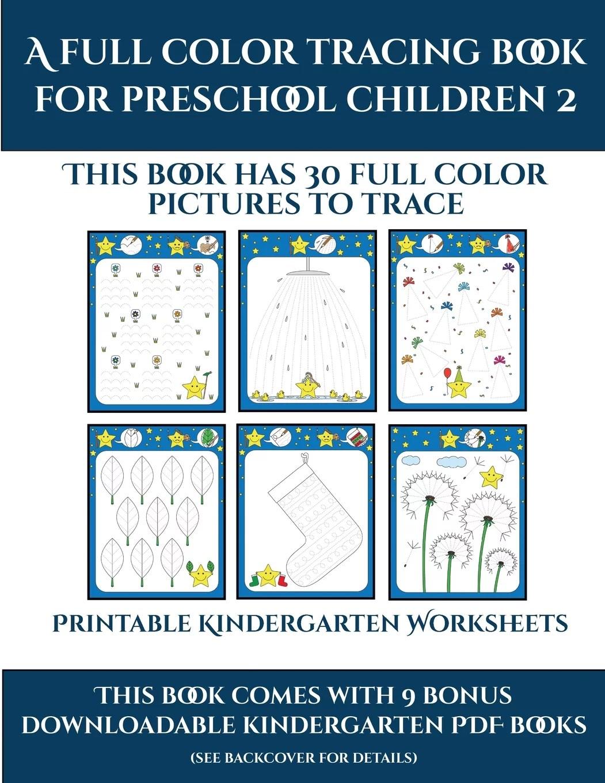 Printable Kindergarten Worksheets Printable Kindergarten